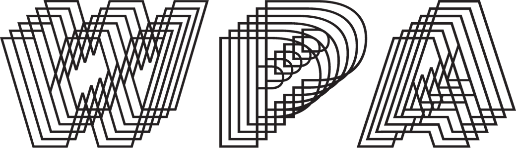 WPA Logo in black and white