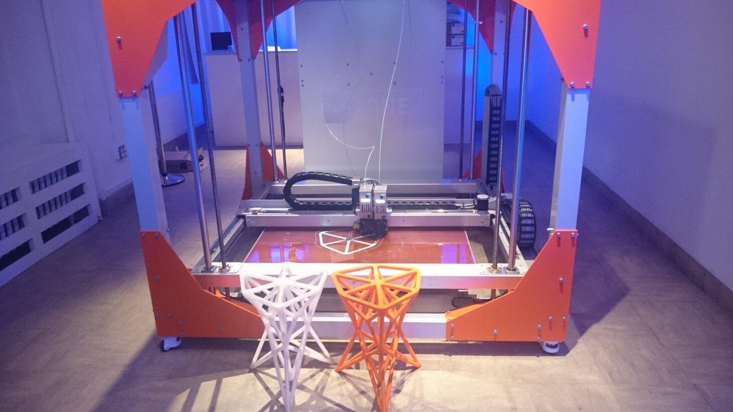3D PRINTING + INTERIOR DESIGN