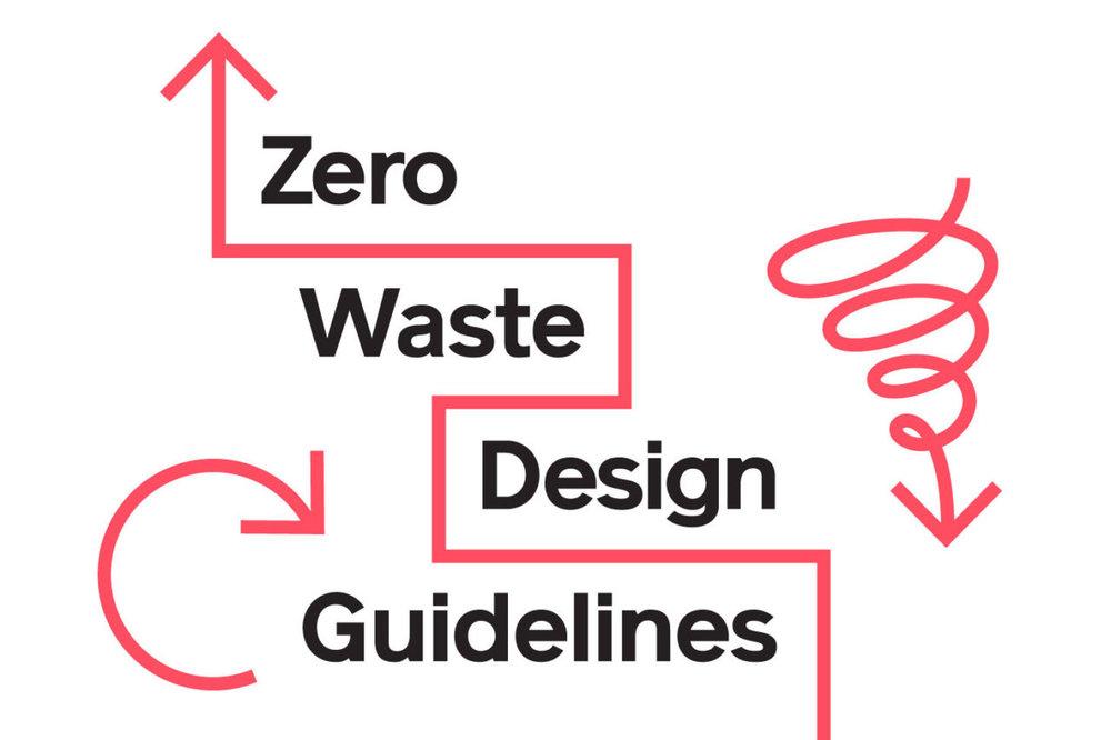 Zero Waste Design Guidelines graphic